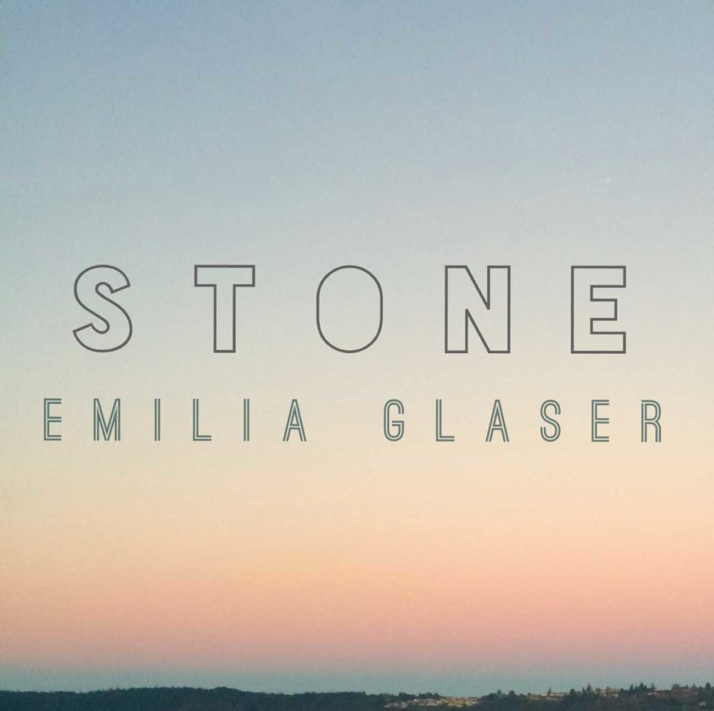 Stone by Emilia Glaser, single cover art